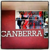 Photo taken at Canberra and Region Visitors Centre by Rachael O. on 9/18/2012