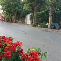 Photo taken at Kumsal Butik Otel by Yağmur Ceren P. on 8/7/2015
