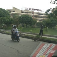 Photo taken at PT Semen Padang by Andika P. on 11/22/2012