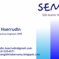 Photo taken at Kampus STEI SEBI by Nurdin H. on 10/1/2012
