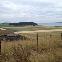 Photo taken at Ebey's Landing by Kevin M. on 7/5/2014
