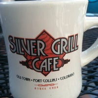 Photo taken at Silver Grill Cafe by Late Night Fort Collins on 7/7/2013