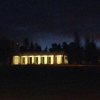 Photo taken at Cheesman Park by Casey D. on 12/15/2012