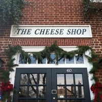 Photo taken at The Cheese Shop by Melissa Ashley on 12/10/2012