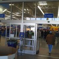 Photo taken at Walmart Supercenter by Eyvette L. on 11/1/2012