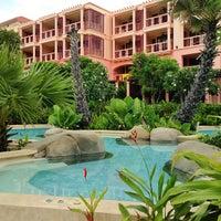 Photo taken at Centara Grand Beach Resort Phuket by Thun Kewpling on 5/6/2013