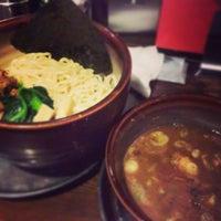 Photo taken at 光麺 恵比寿店 by Natsuki M. on 3/14/2013