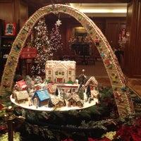 Photo taken at The Ritz-Carlton, St. Louis by Alex G. on 12/3/2012