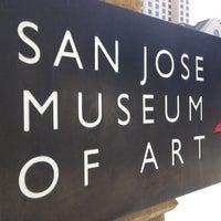 Photo taken at San Jose Museum of Art by Igor B. on 5/25/2013