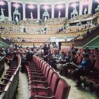 Photo taken at Новосибирский государственный академический театр оперы и балета by Stanislav K. on 3/15/2013