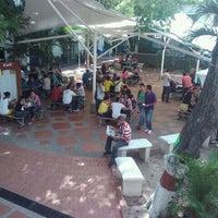 Photo taken at Universidad de la Costa - CUC by Brandon D. on 9/19/2012