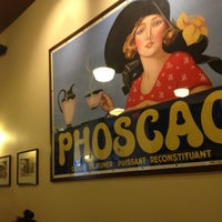 Photo taken at Phoscao Cafe by Biance L. on 4/1/2013