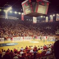 Photo taken at Abdi İpekçi Arena by Brnky21 on 6/5/2013
