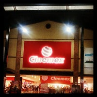 Photo taken at Cinemex by Eduardo H. on 7/18/2013