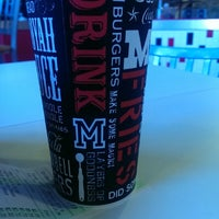 Photo taken at MOOYAH Burgers, Fries & Shakes by Carmen C. on 4/12/2014