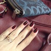 Photo taken at Heaven's Beauty Salon & Spa by Gloren P. on 6/28/2015