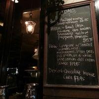 Photo taken at Kalendar Restaurant & Bistro by Maria A. on 9/21/2012