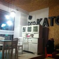 Photo taken at KATO by Sławek S. on 10/27/2012