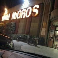 Photo taken at Migros by Gunselih G. on 10/6/2012