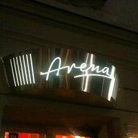 Photo taken at Arena Filmtheater by Filiz on 10/26/2012