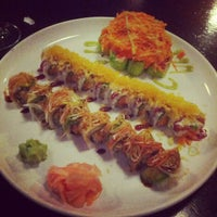 Photo taken at Sushiyobi by Brent B. on 2/17/2013