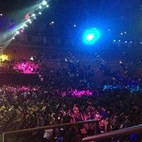 Photo taken at Mandalay Bay Arena by Kiki F. on 12/17/2012