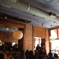 Photo taken at Café Zola by Clayton on 10/27/2012