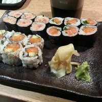 Photo taken at Sushi Shop by Art W. on 12/8/2012