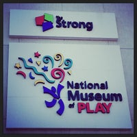 Photo taken at Strong National Museum of Play by Val in Real Life on 6/3/2013