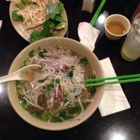 Photo taken at Pho Ha by Andrea K. on 11/24/2013