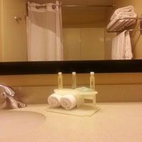 Photo taken at Holiday Inn Express & Suites Auburn by Karen M. on 12/13/2012
