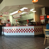 Photo taken at Five Guys by Inky M. on 6/20/2013