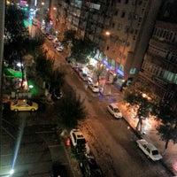 Photo taken at Tuğcan Hotel by Sedat T. on 11/9/2012