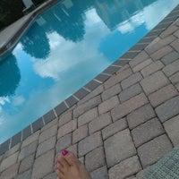 Photo taken at Midtowne Pool by Kimmi RoRo on 7/7/2013