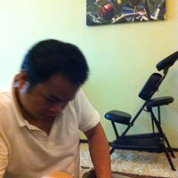 Photo taken at My Olive Reflexology & Foot Care by Rosli Ismail 9W2RBI on 11/17/2012