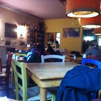 Photo taken at Zampanó by Serena F. on 12/15/2012