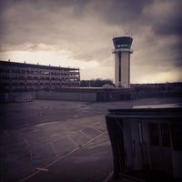 Photo taken at Burlington International Airport (BTV) by Eric O. on 12/5/2012