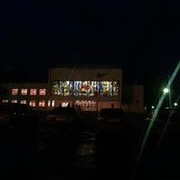 Снимок сделан в ЦКиОМ пользователем Smirnov A. 10/17/2012