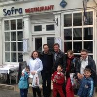 Photo taken at Covent Garden Sofra Restaurant by Perihan B. on 6/10/2013