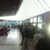 Photo taken at Gate A02 by Les inséparables on 11/11/2012