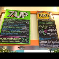 Photo taken at Edzo's Burger Shop by Rev C. on 12/4/2012