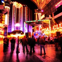 Photo taken at Fremont Street Experience by Joe P. on 1/12/2013