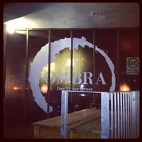 Photo taken at Ombra by Alessandro S. on 11/29/2012