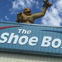 Photo taken at The Shoe Box by Thomas W. on 8/2/2015