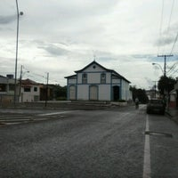 Photo taken at Museu Sacro e Igreja de São Sebastião by Leonardo E. on 2/2/2013