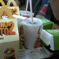 Photo taken at McDonald's by Natalia P. on 7/2/2013