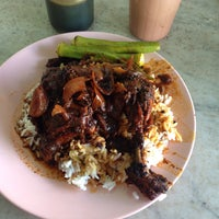 Photo taken at Restoran Nasi Kandar Ali by FarrahiyahAtikah on 12/1/2015