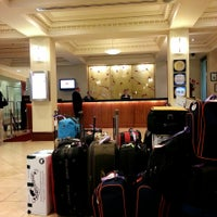 Photo taken at Rendezvous Grand Hotel by Kwanthapat S. on 5/16/2013