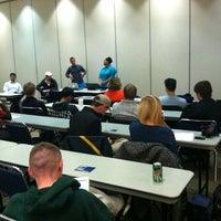 Photo taken at University Student Commons - VCU by Austin M. on 2/26/2013