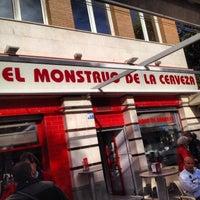 Photo taken at El Monstruo de La Cerveza by Antonio F. on 11/16/2013